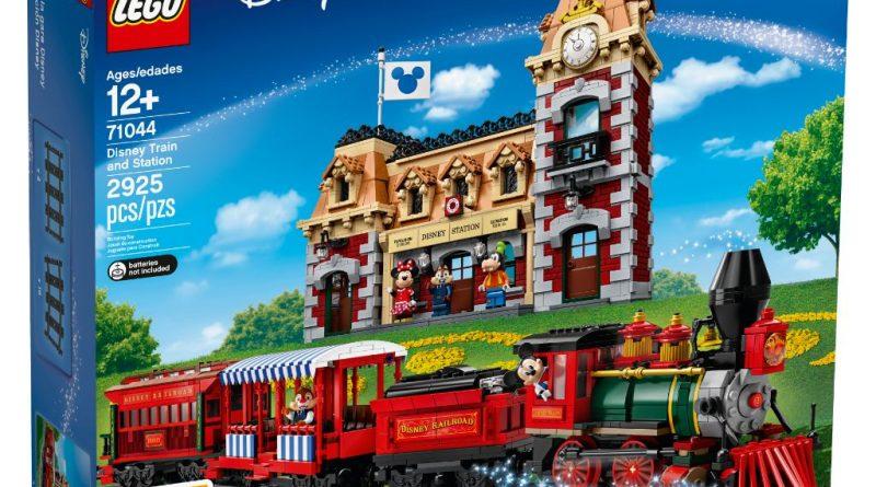 LEGO Disney 71044 Disney Train And Station 17 800x445