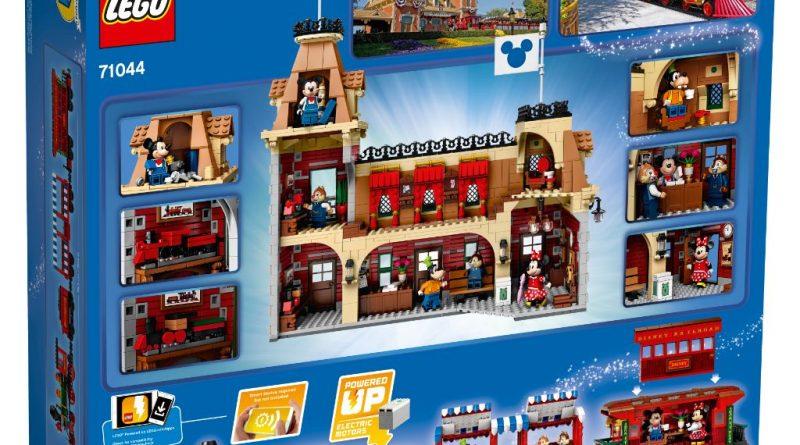 LEGO Disney 71044 Disney Train And Station 21 800x445