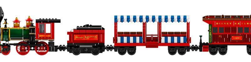 LEGO Disney 71044 Disney Train And Station 24 800x198