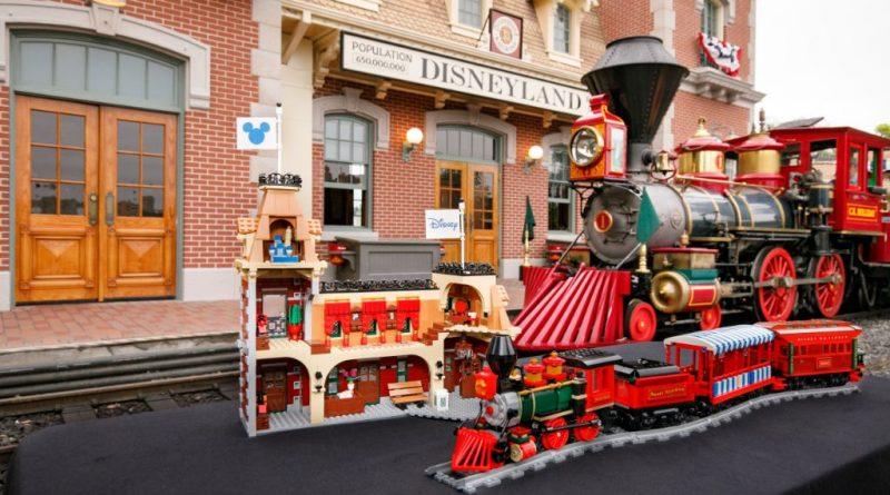 LEGO Disney 71044 Disney Train And Station 40 800x445