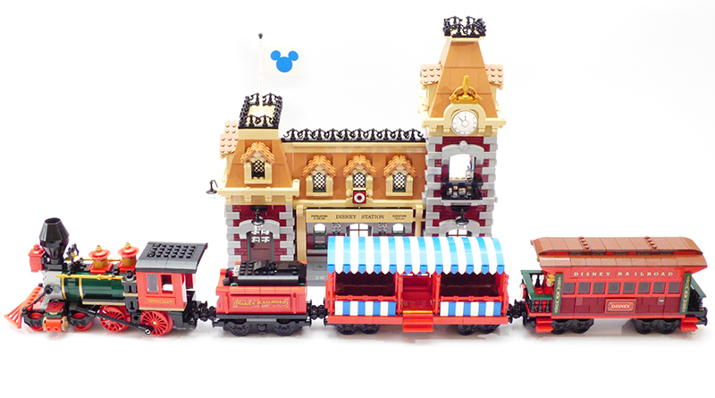 LEGO Disney 71044 Disney Train and Station available now