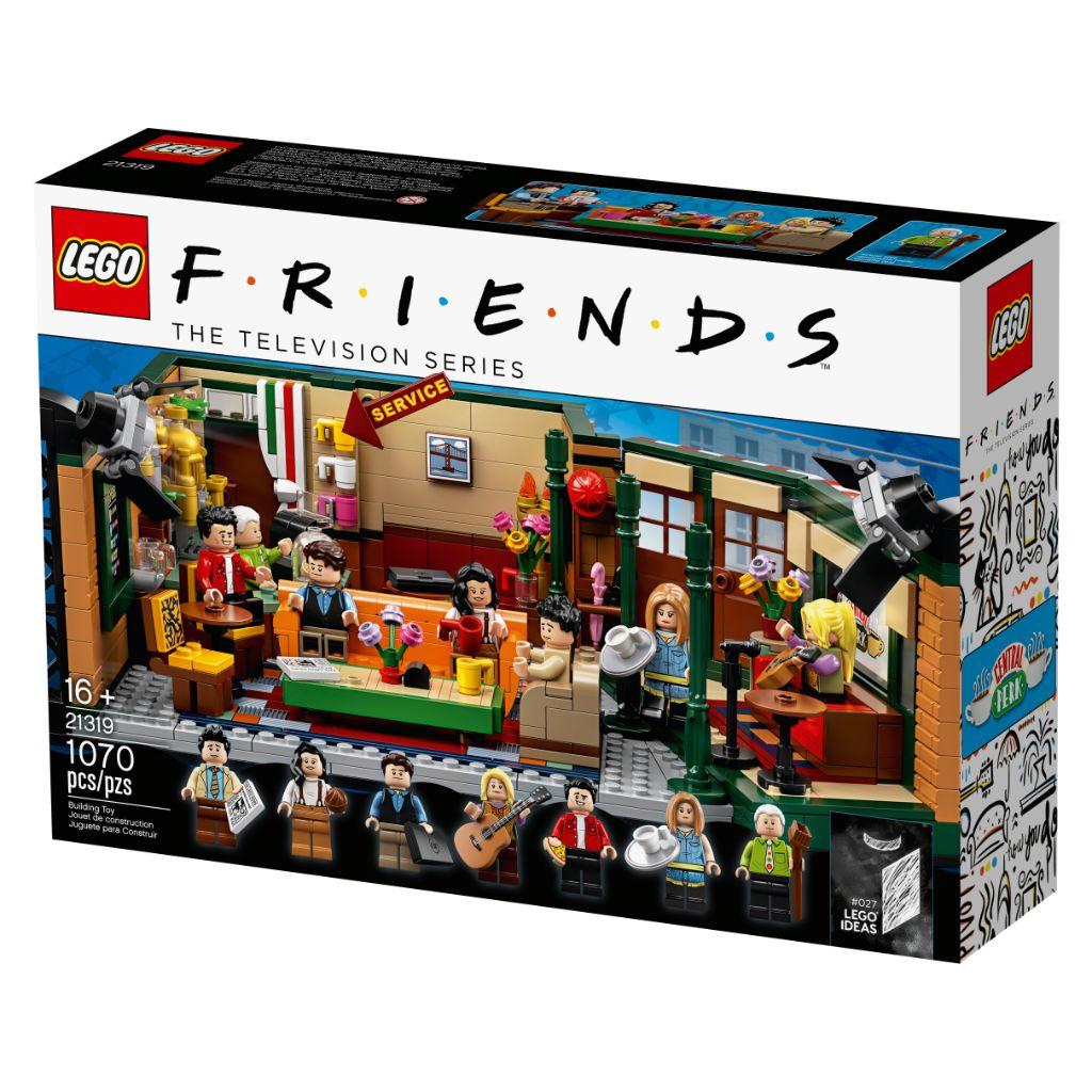 LEGO Ideas Friends 21319 Central Perk 12