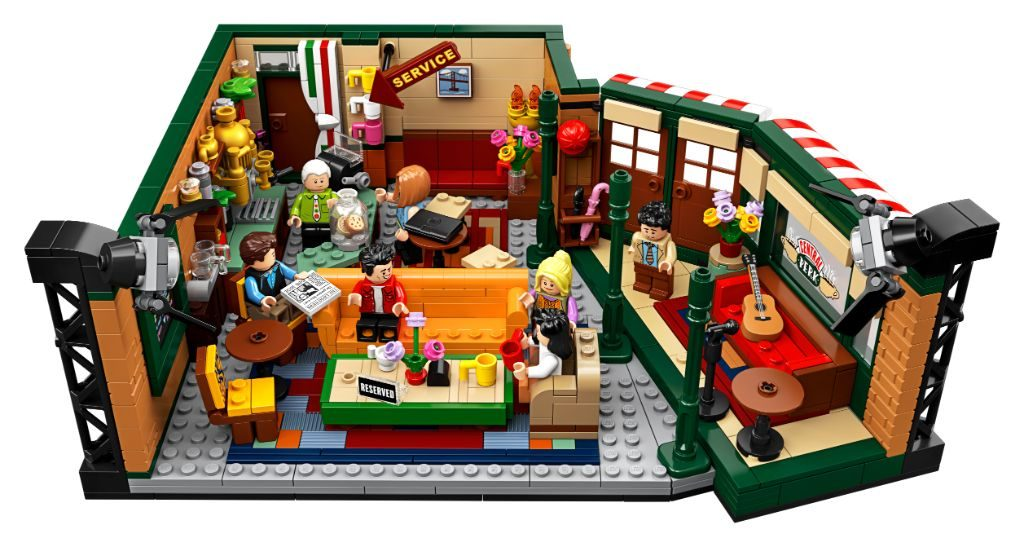 LEGO Ideas Friends 21319 Central Perk 2 1024x547