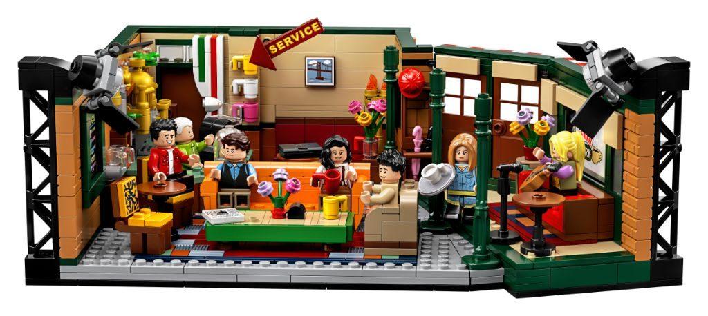 LEGO Ideas Friends 21319 Central Perk 29