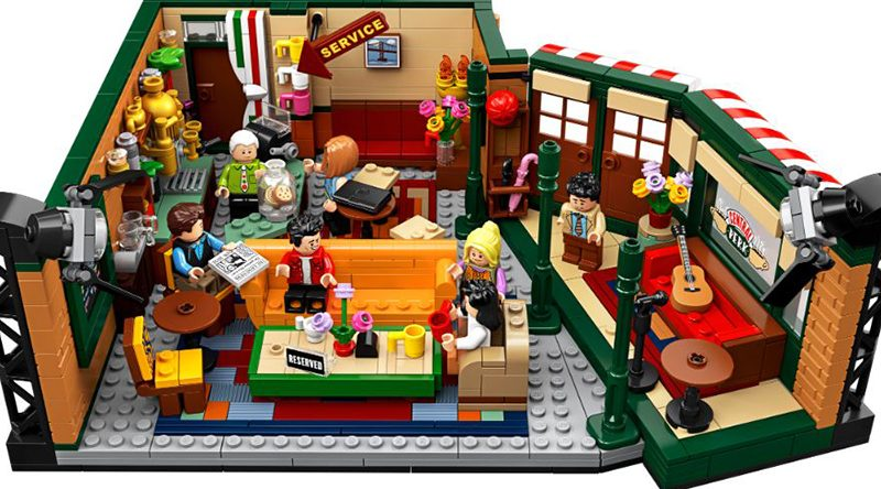 LEGO Ideas Friends 21319 Central Perk Featured 800 445 2 800x444
