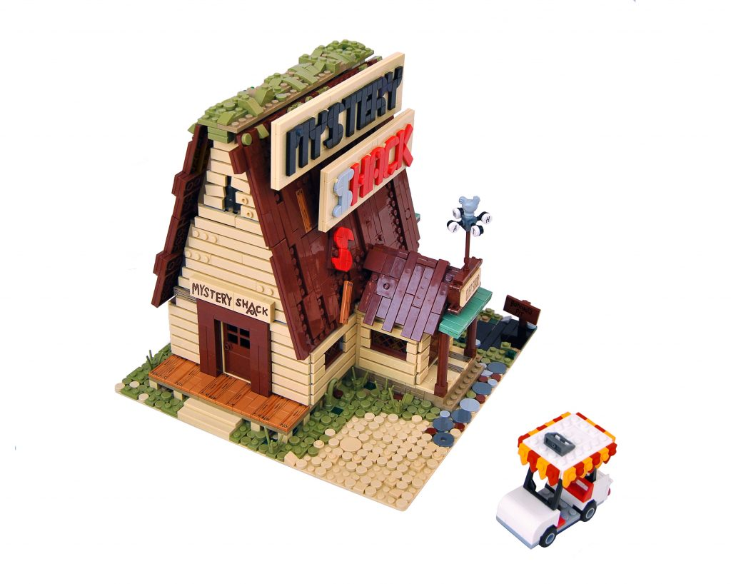 LEGO Ideas Mystery Shack 1024x818