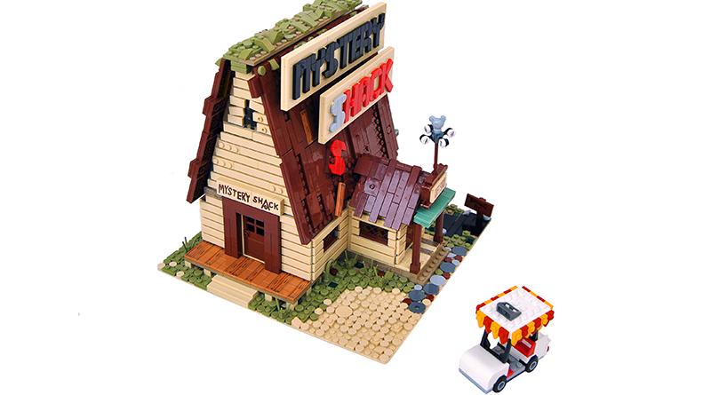 LEGO Ideas Mystery Shack Featured 800 445
