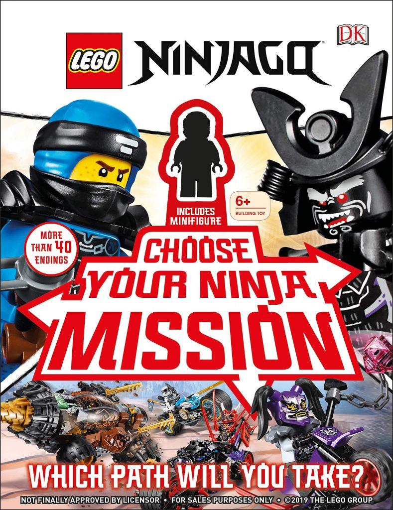 LEGO NINJAGO Choose Your Own Adventure 789x1024