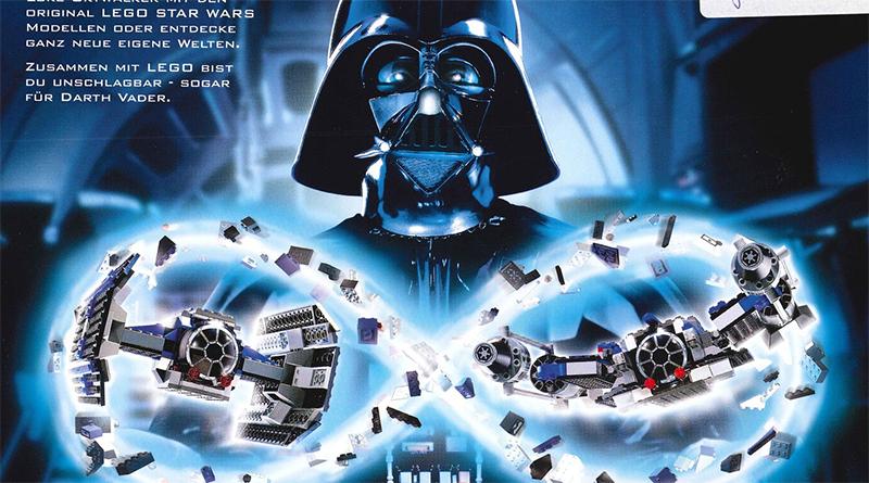 LEGO Star Wars 1999 Darth Vader ad featured 800 445
