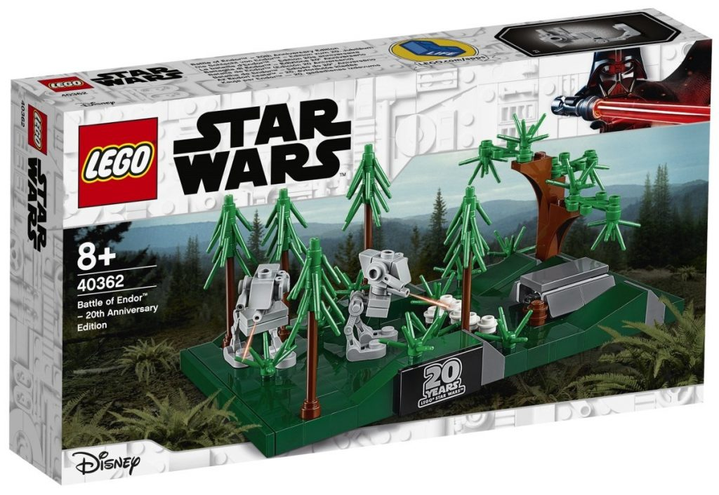 Lego Star Wars 40362 Battle Of Endor Gift With Purchase Deal For Triple Force Friday Weekend