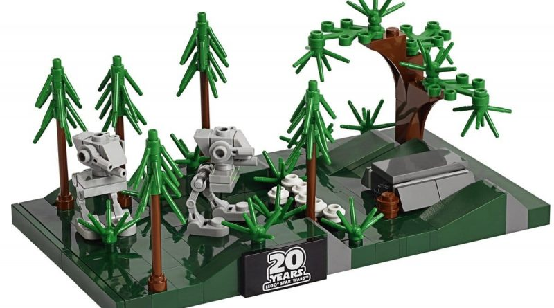 LEGO Star Wars 40362 Battle Of Endor 3 800x445