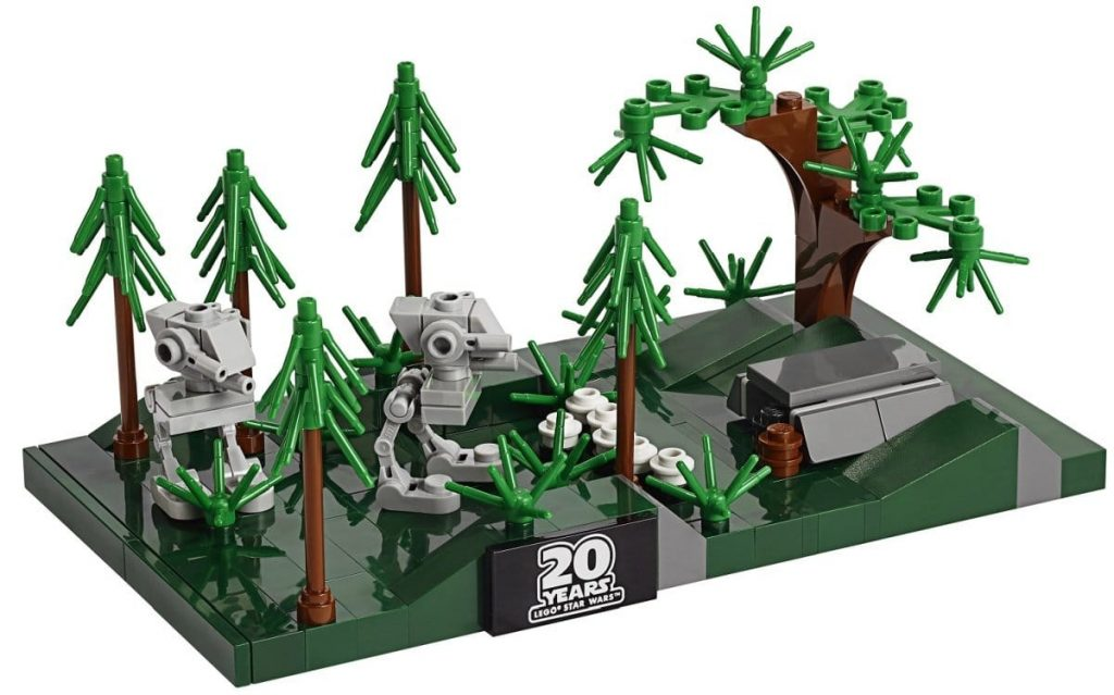 LEGO Star Wars 40362 Battle Of Endor 3
