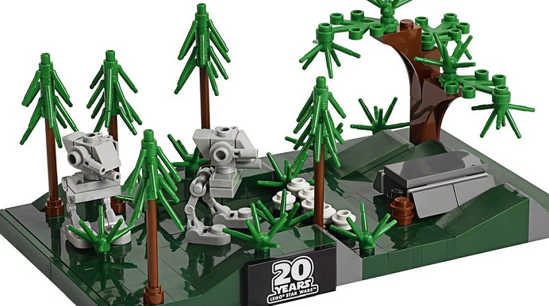 LEGO Star Wars 40362 Battle Of Endor Featured 800 445
