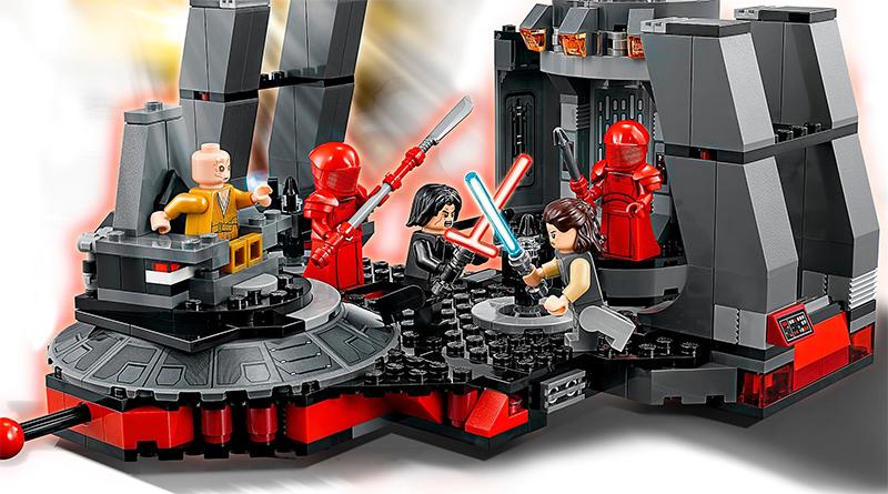 LEGO Star Wars 75216 Snoeks Throne Room Featured 800 445