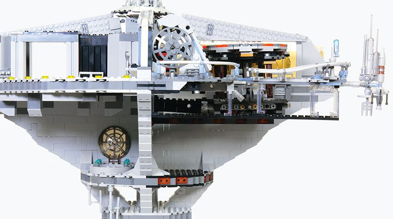 LEGO Star Wars Cloud City Mod 800x445