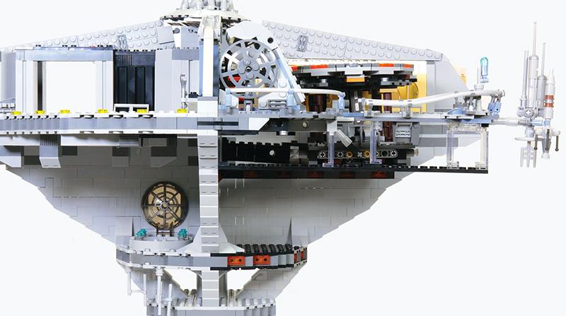 LEGO Star Wars Cloud City Mod