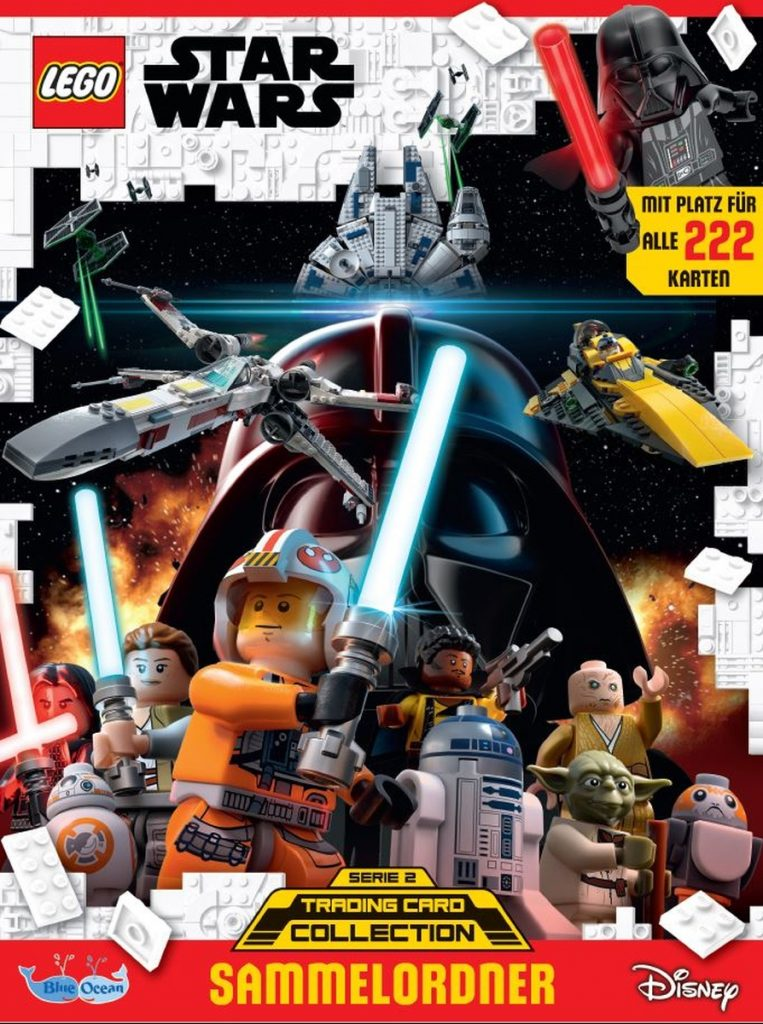 LEGO Star Wars Trading Card Series 2 Germany 763x1024