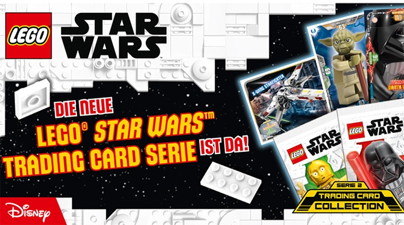 LEGO Star Wars Trading Card Series 2 Germany Featured 800 445