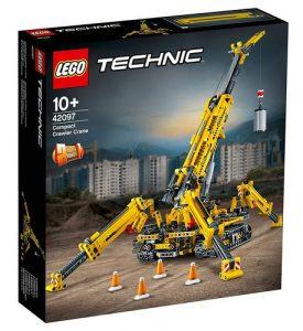 LEGO Technic 42097 Compact Crane Crawler 1 275x300