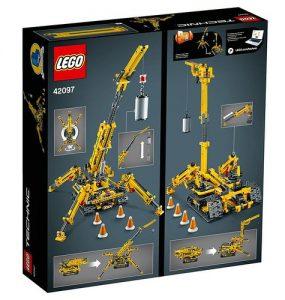 LEGO Technic 42097 Compact Crane Crawler 2 285x300