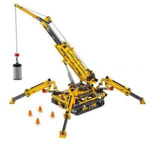 LEGO Technic 42097 Compact Crane Crawler 3 300x284