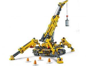 LEGO Technic 42097 Compact Crane Crawler 4 300x230