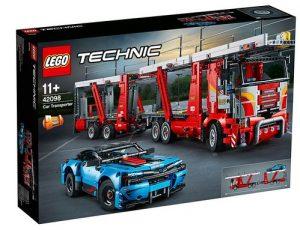 LEGO Technic 42098 Car Transporter 1 300x230