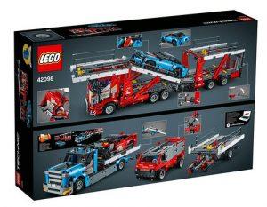 LEGO Technic 42098 Car Transporter 2 300x233