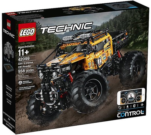 LEGO Technic 42099 4x4 X Treme Off Roader 1