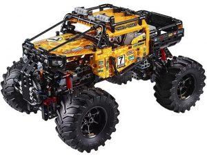 LEGO Technic 42099 4x4 X Treme Off Roader 3 300x227