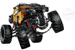 LEGO Technic 42099 4x4 X Treme Off Roader 4 300x201