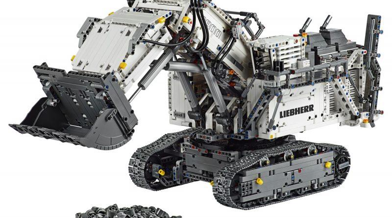 LEGO Technic Liebherr R 9800 Excavator 3 800x445