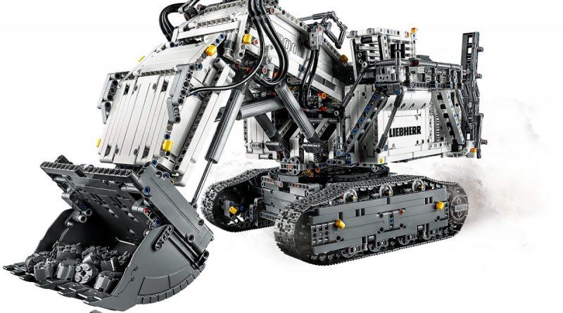 LEGO Technic Liebherr R 9800 Excavator 4 800x445