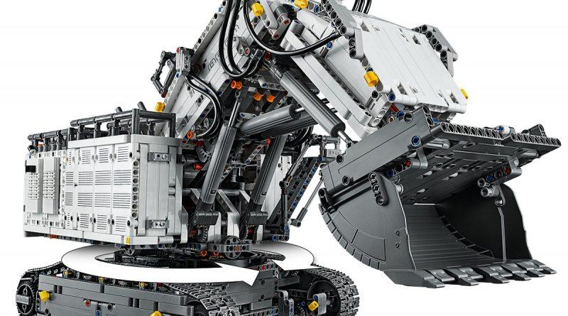 LEGO Technic Liebherr R 9800 Excavator 8 800x445