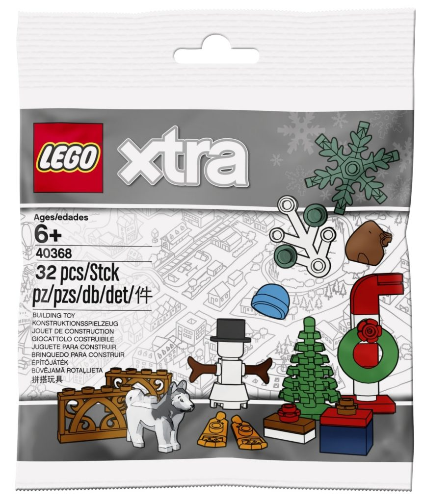 LEGO Xtra 40368 Christmas Accessories 864x1024