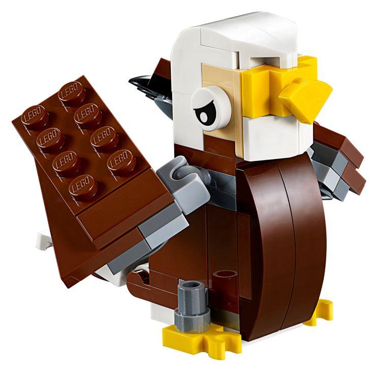LEGO Eagle Make And Take