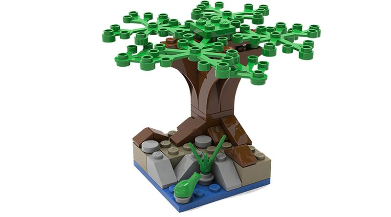 LEGO Make And Take Tree Featured 800 445 800x445