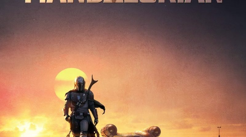 Star Wars The Mandalorian Poster 800x445