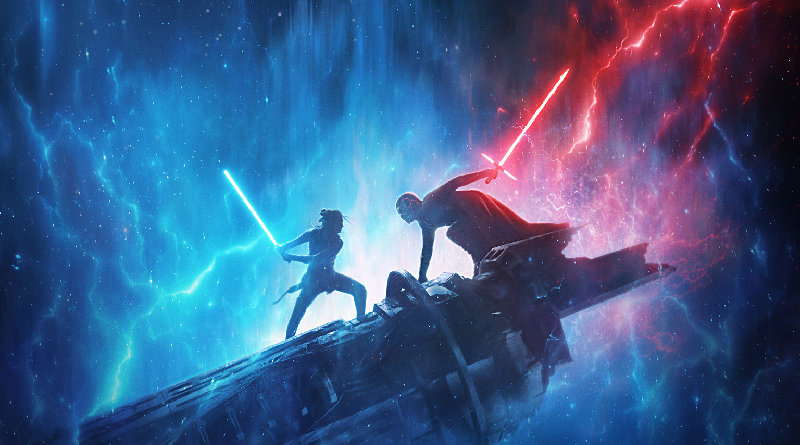 New Star Wars: The Rise of Skywalker poster revealed