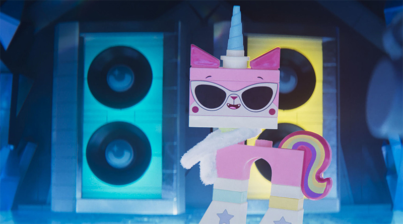 The LEGO Movie 2 The Second Part Unikitty Dance
