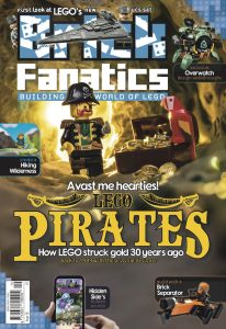 Brick Fanatics Magazine Issue 10 Cover