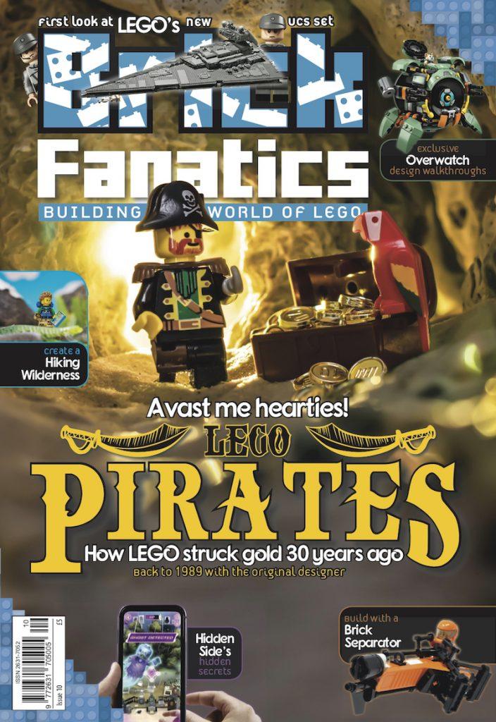 Brick Fanatics Magazine Issue 10 Cover
