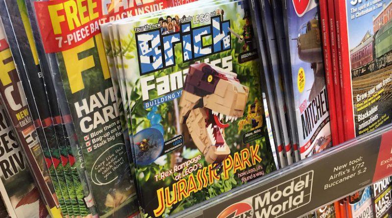 Brick Fanatics Magazine Issue 10 UK Stores 800x445