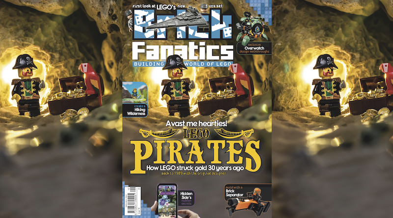 Brick Fanatics Magazine Issue 10 Title Mix 1