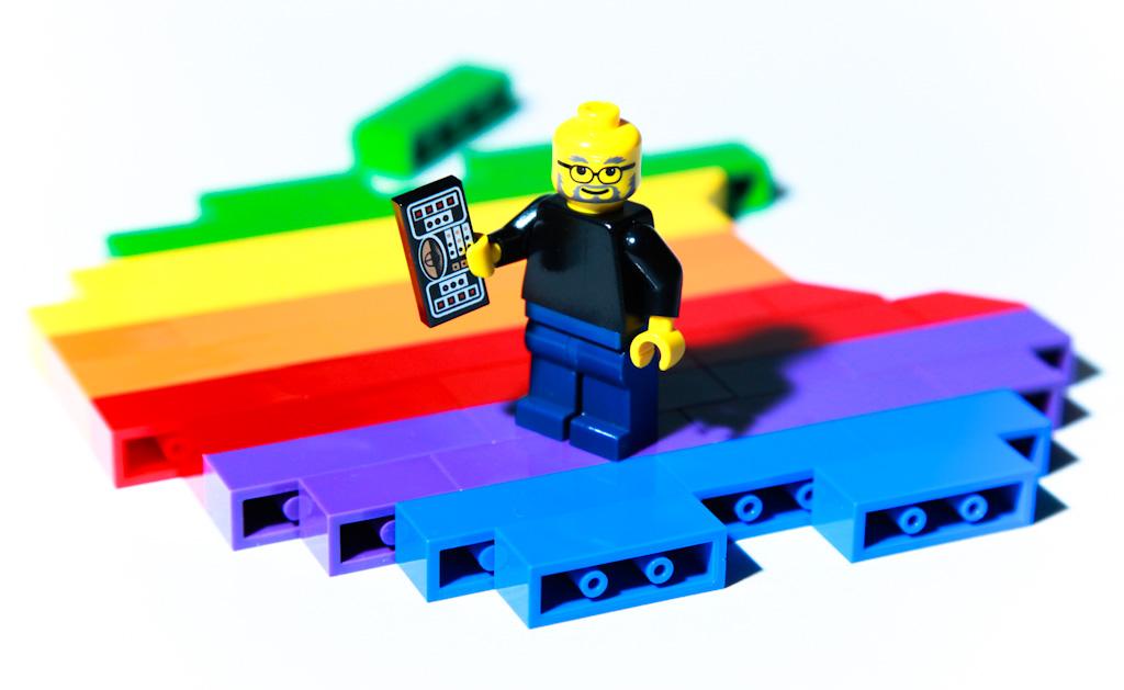 LEGO Apple Event