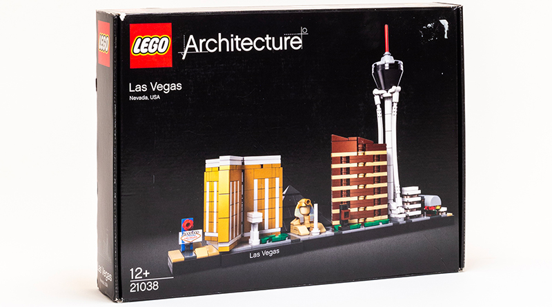 LEGO Architecture 21308 Las Vegas Featured 800 445