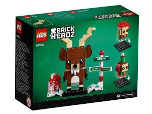 LEGO BrickHeadz 40353 Reindeer Elf Elfie 2 300x225