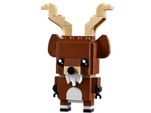 LEGO BrickHeadz 40353 Reindeer Elf Elfie 3 300x225