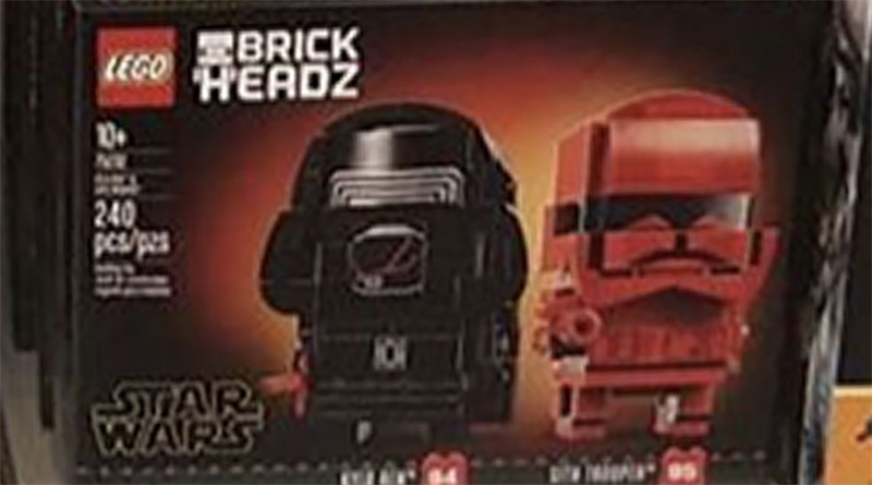 LEGO BrickHeadz 75232 Kylo Ren Sith Trooper Featured 800 445