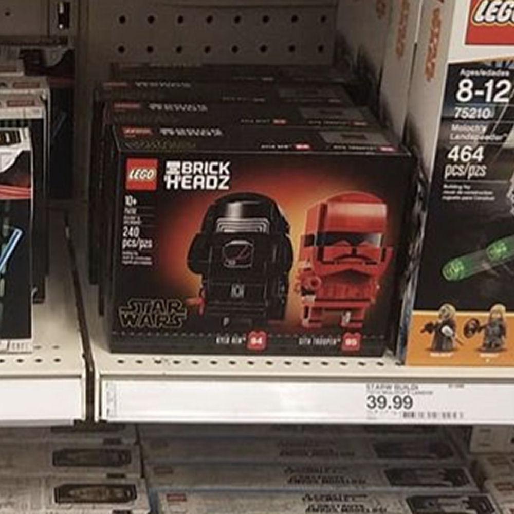 LEGO BrickHeadz 75232 Kylo Ren Sith Trooper